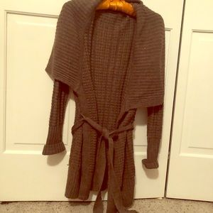 Oversized comfy robe sweater!!